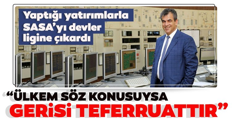 ÜLKEM SÖZ KONUSUYSA GERİSİ TEFERRUATTIR